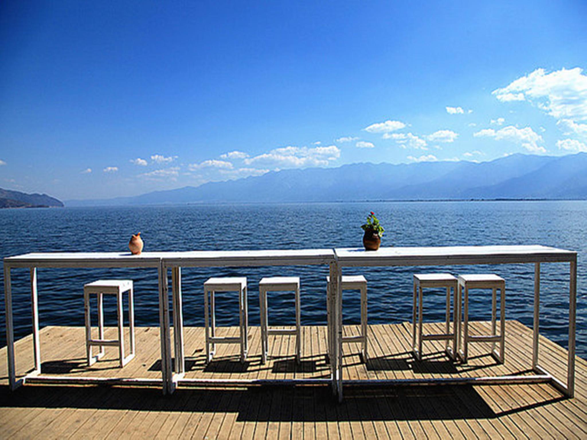 洱海照片风景图片