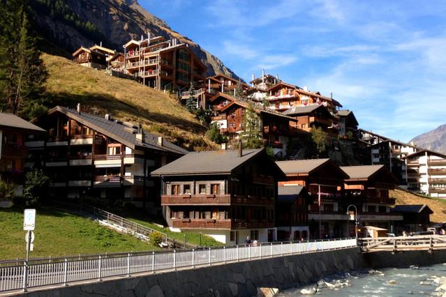 牵你的手,看世界最美的风景——瑞士16日环线全景游