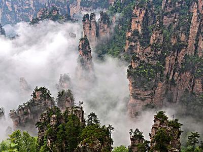 壶瓶山旅游攻略图片