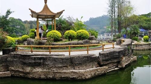 [春节] 恩平金山温泉-黄金小镇-天露山3日游>泡温泉赏