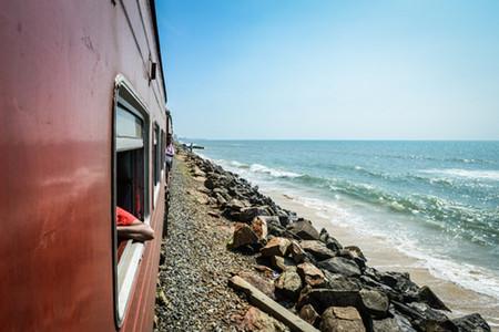 <斯里兰卡-马尔代夫机票+当地9或10日游>佛国兰卡北京直飞4晚马富士岛出海浮潜追海豚海上火车
