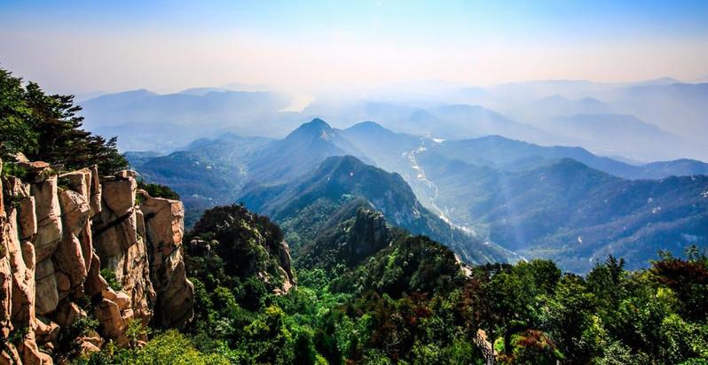 蒙山天蒙风景区
