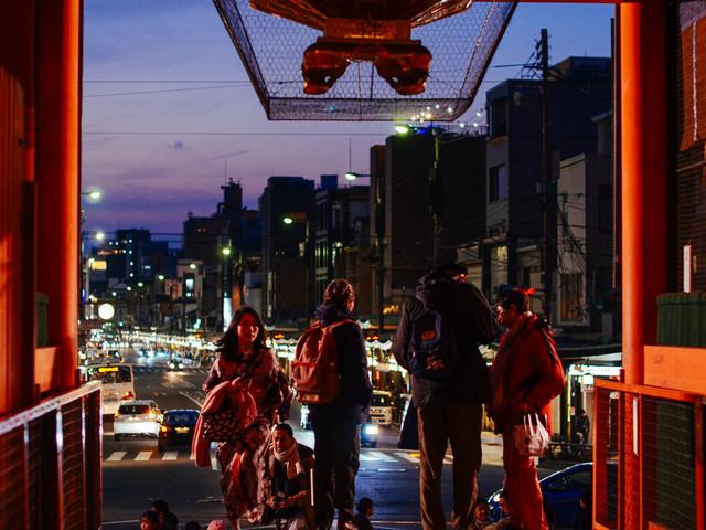 <和服·漫步平安京·京都古街中文拼车文化之旅一日游>精品小团+酒店上门接送+拒绝购物