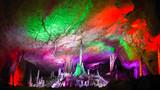 黄龙洞生态广场的#旅图换旅费# #自然风光#