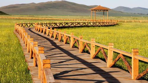 京北草原湿地公园
