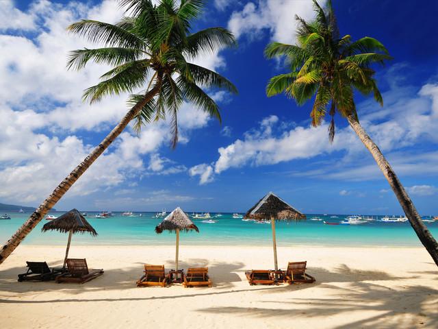 <长滩岛阿兰达Alta2晚单酒店>含机场至酒店往返接送服务,可代订婚拍、出海活动