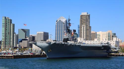 圣地亚哥港的#旅图换旅费#