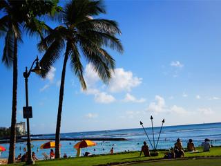 <美国东西海岸-夏威夷14日游>****,自由女神游船,嗨购棕榈泉,特色餐,三大名校,盖蒂小火车,费城观景台,司导服务费全含