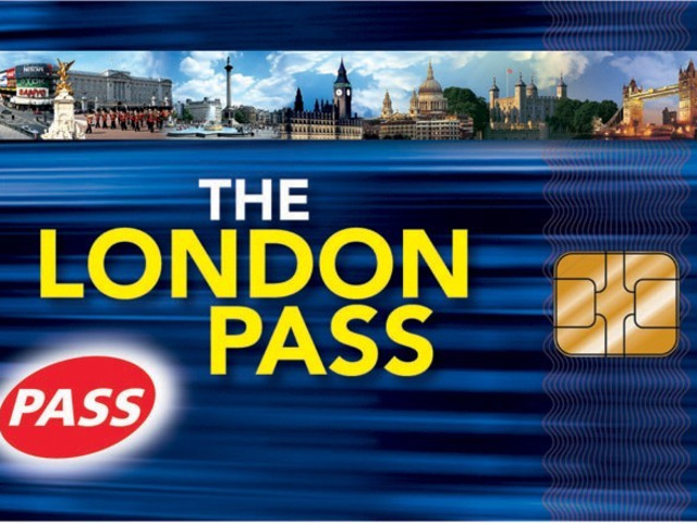 <伦敦城市通票LondonPass1/2/3/4/5/6/10日可选>(包含70+个景点,不含交通卡)