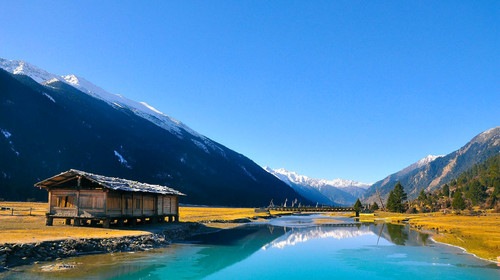西藏拉萨-林芝-日喀则-珠