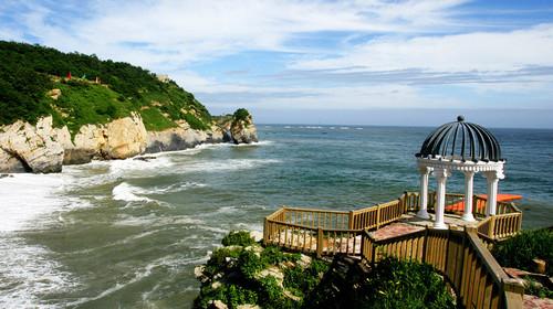 大连旅顺-黄渤海分界线-军港-老虎滩海洋公园-金石滩