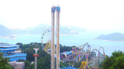 <香港1晚2日游>含L签过关费,含大型游船游夜游维港,香港海洋公园,1天自由活动
