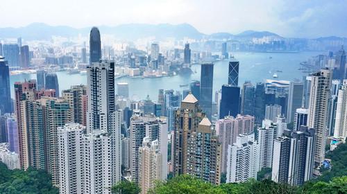 <香港1晚2日游>含L签过关费,含大型游船游夜游维港,香港市区全景观光,1天自由活动