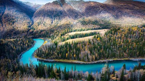 新疆喀纳斯-天池-吐鲁番