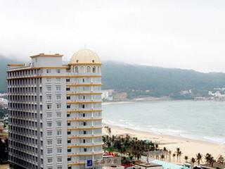 <阳江闸坡海陵岛沙滩直通车3日游>住富海酒店海景双床房