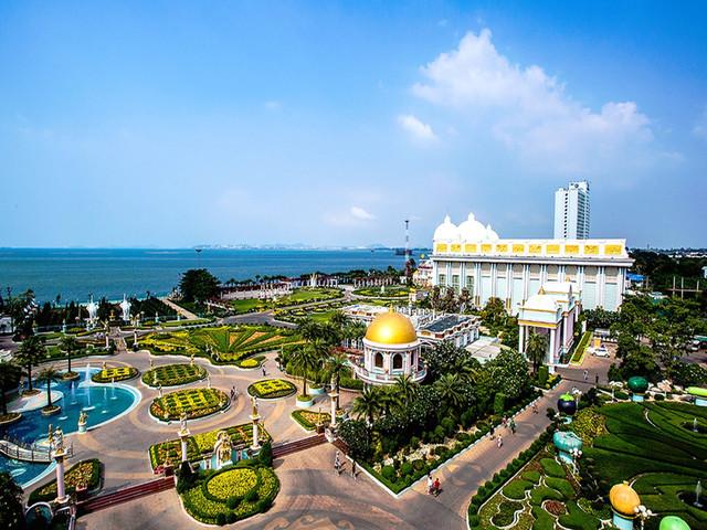 泰国芭提雅沙美岛5晚6日游 南航郑州直飞曼谷 住宿1晚沙美岛度假酒店