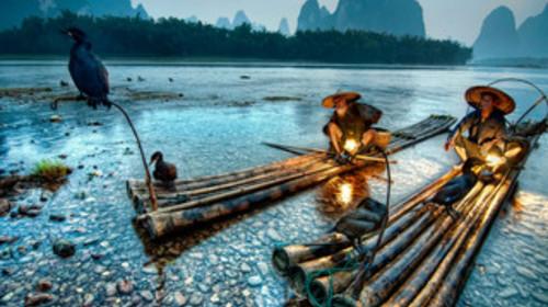 尧山风景区 图腾古道 漓水古越 银子岩3日游 珠海往返 桂林特色民族