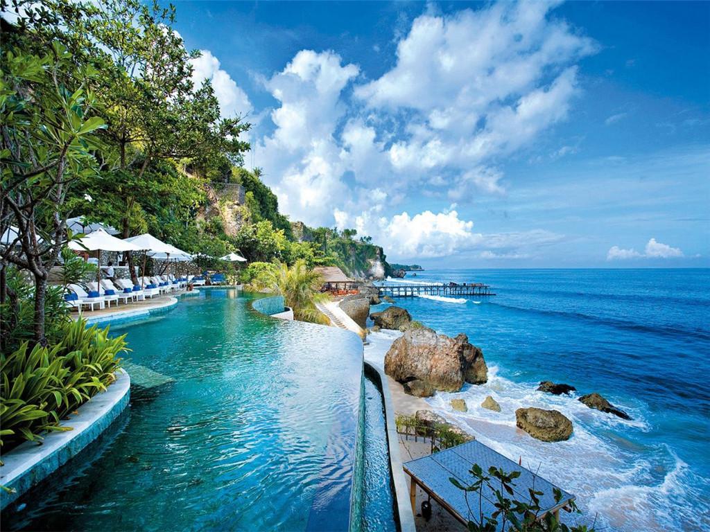 [春节] 巴厘岛-蓝梦岛5晚6日游>纯玩 5晚近海边酒店 蓝梦岛出海一日游