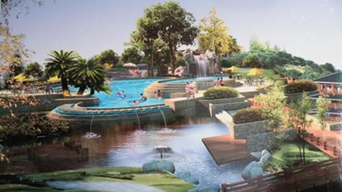 温泉会馆是由室内多功能池区和室外大型露天温泉区组成,拥有美容,养生