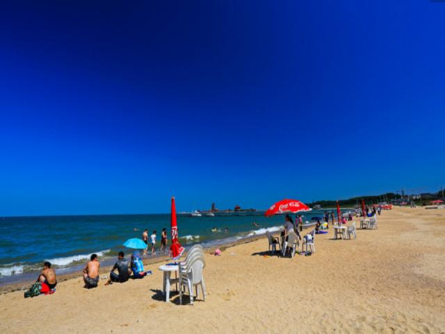 蓬莱海水浴场
