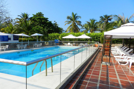 阿瑞娜岛广场酒店图片