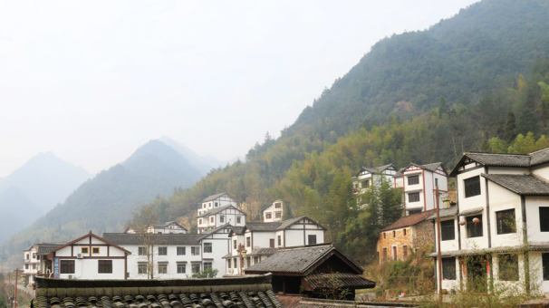雾中画卷,世人不见,只在深山——青田伯温古村