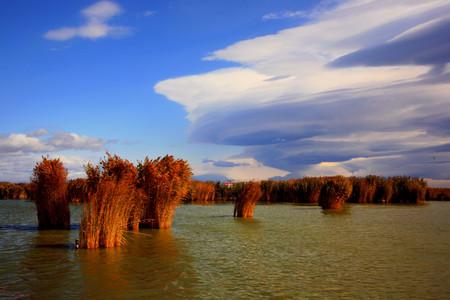 <宁夏-沙湖-水洞沟1日游>两个5A景点,文化与自然景观相结合,加1元送机活动,12人封顶团,可升级小团,可选酒店接送