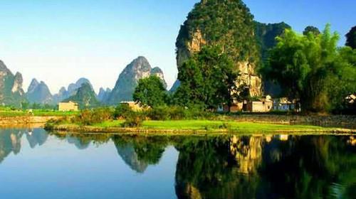 桂林-大漓江-阳朔-龙脊梯