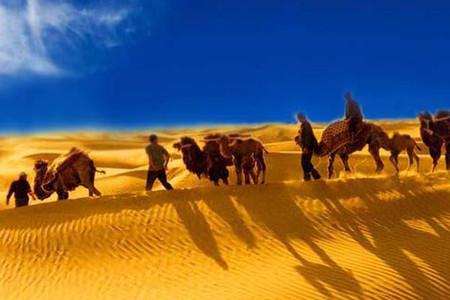 <新疆帕米尔高原-达瓦昆沙漠-喀什市内4日游>印象喀什