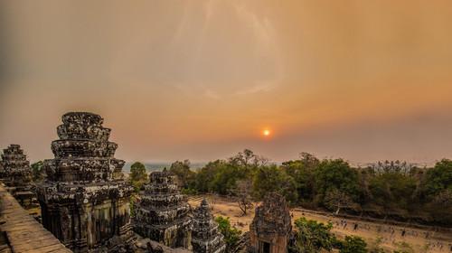 柬埔寨-吴哥5或6日游