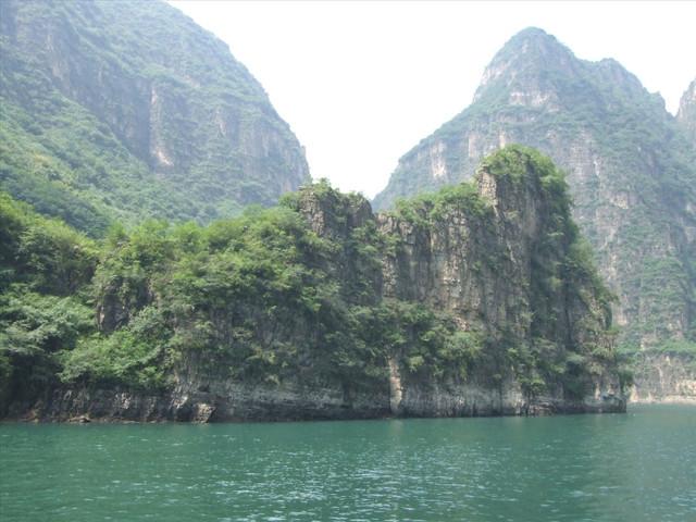 龙庆峡 八达岭长城 野生动物园2日游>青山绿水,长城