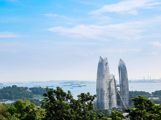 <皇家加勒比海洋航行者号新加坡 巴生港 马六甲 巴淡岛7日>广州往返、多团期,南洋风情悠闲之旅