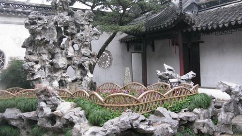 苏州狮子林-拙政园-寒山寺-山塘街-姑苏水上游-虎丘1