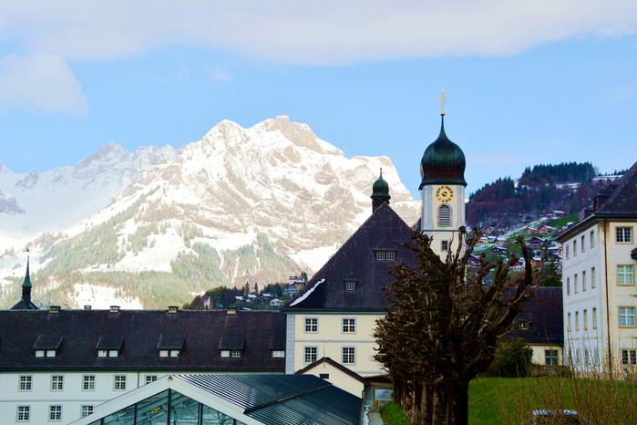 瑞士,英格堡旅游.图片