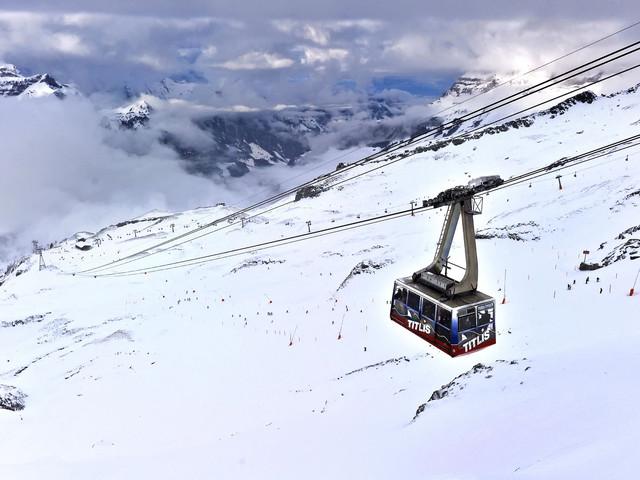 <法国-瑞士8晚10日自由行>机+酒+当地参团,巴黎进出,无需攻略,瑞士4天参团游,登铁力士雪山,感受360度旋转缆车,4天巴黎自由活动,更多自选项目