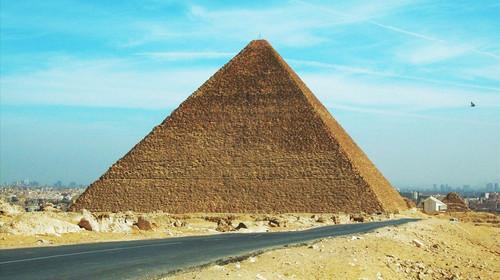 吉萨大金字塔
