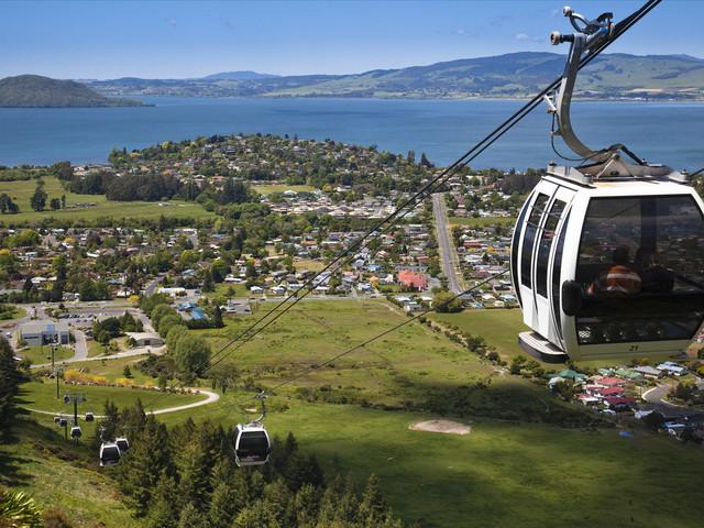 <新西兰皇后镇索菲特水疗酒店3晚>近镇中心,搭配天际缆车自助晚餐,浪漫假期,品质享受