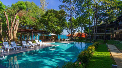 沙美岛酒店