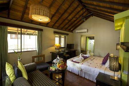 鹿园别墅图片吉林市林语西山酒店图片
