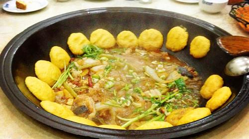东北特色铁锅炖(图片仅供参考)