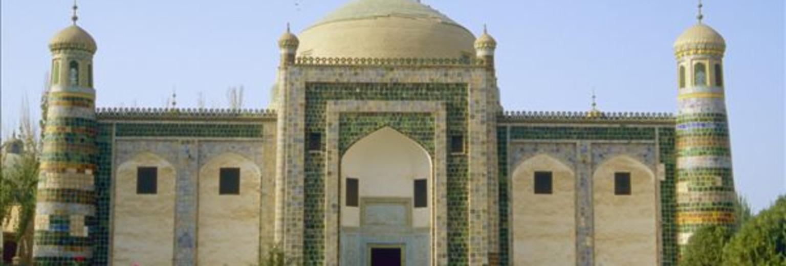 阿曼尼沙汗纪念陵旅游攻略