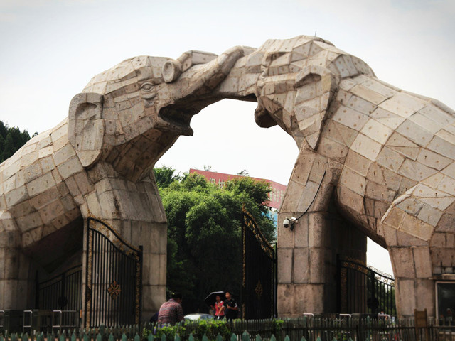 [端午] 北京八达岭长城-八达岭野生动物园1日游>雄伟