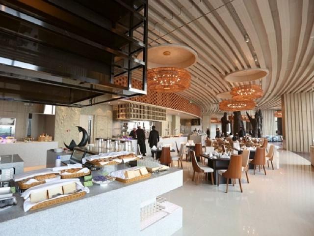 青岛红树林自助早餐厅