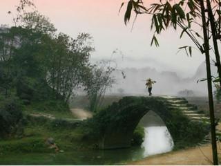 <清远英西峰林走廊-老虎谷-浈阳坊古镇2日游>入住浈阳坊特色主题客栈、老虎谷暗河漂流、大盆鱼宴
