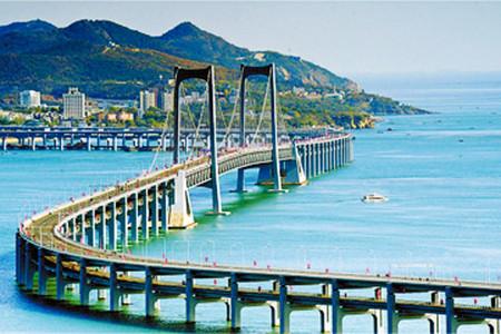 <旅顺-大连棒棰岛-滨海路-渔人码头2日游>美食之旅、大连海鲜、住舒适酒店、30层旋转餐厅、360度看大连风景 、无购物无自费