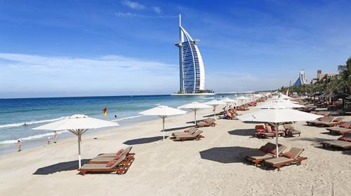 [中秋]<迪拜阿布扎比6日游>国泰航空深起港止 全程3晚 阿联酋四星酒店 升级1晚五星