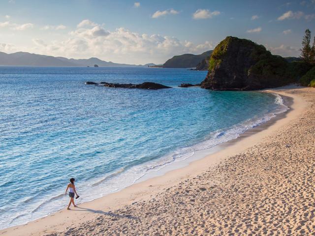 <日本冲绳全日空万座海滨洲际酒店>全方位感受万座毛,星级体验享受美好假期,可购接送机,包车