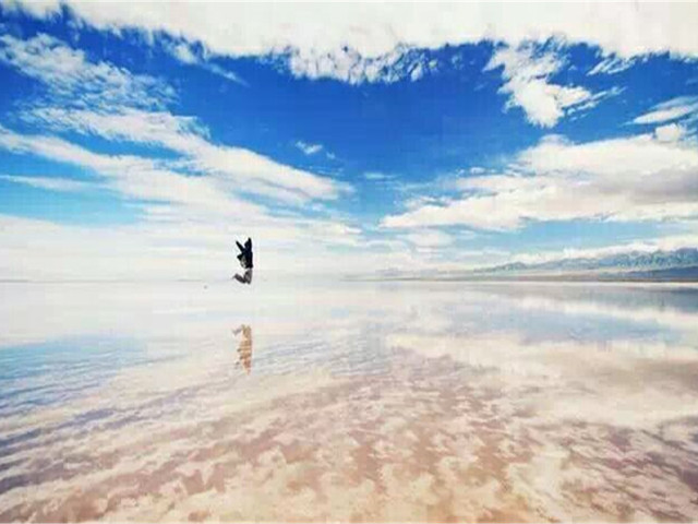 青海湖-金銀灘-金沙灣-茶卡鹽湖2日游>游天空之鏡 觀