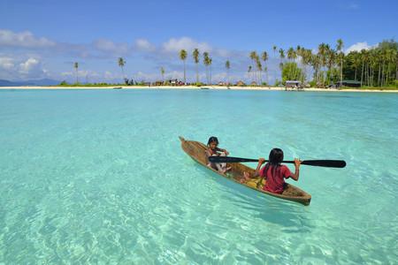 <马来西亚-仙本那机票+当地6或7日游>无购物,3晚镇上,特别安排2晚婆罗洲沙滩屋,可升级卡帕莱水屋/马达京度假村,体验浮潜