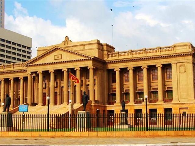斯里兰卡旧国会大厦图片